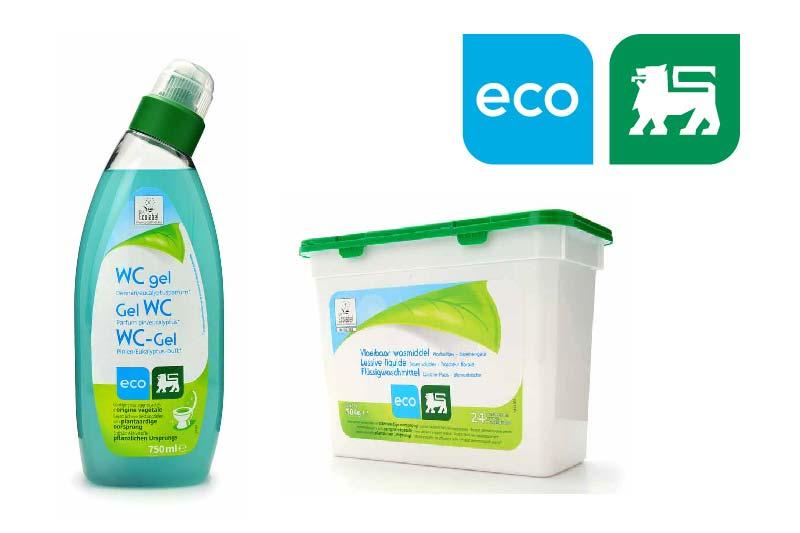 La marque Delhaize Eco