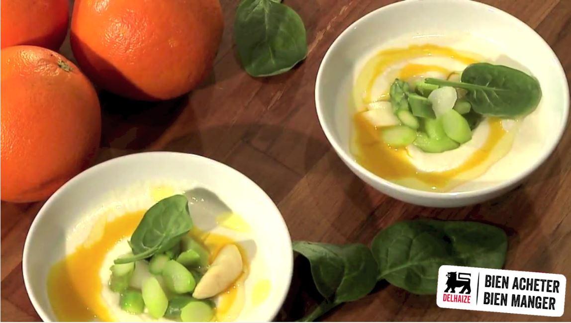 Recettes Delhaize Végétarien